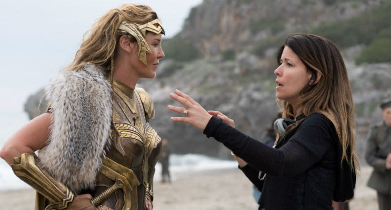 Patty Jenkins đạo diễn Wonder Woman 2