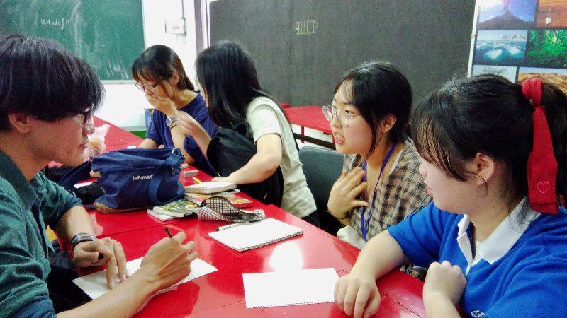 Sinh viên Đại học Chosun thực tập tại CMA 5