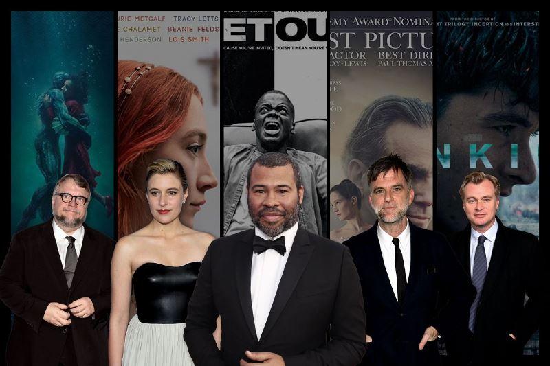 Dao dien xuat sac Oscars 2018