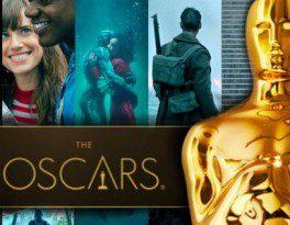 Đề cử Kịch bản phim xuất sắc Oscars 2018