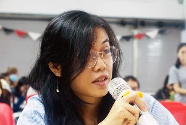 Thạc sĩ – Hoạ sĩ Nguyễn Thị Thanh Thuỷ