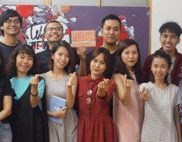 Tổng kết lớp học viết kịch bản K2 11