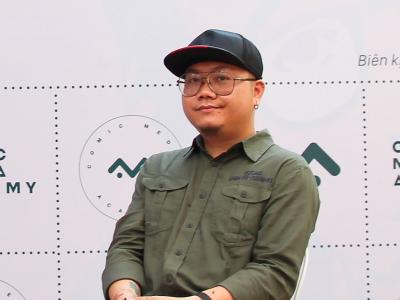 Biên kịch Trần Khánh Hoàng