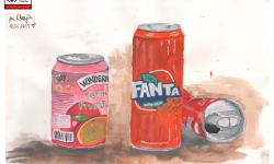 [Hình ảnh] Bài basic painting – lớp Kỹ thuật viên K6