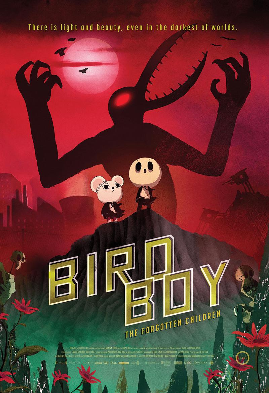 hoạt hình birdboy