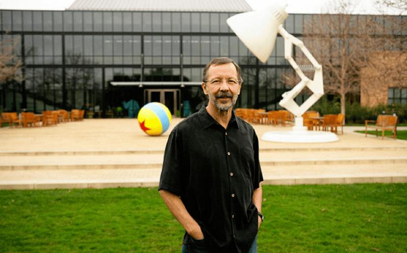 Đồng sáng lập Pixar Edcatmull