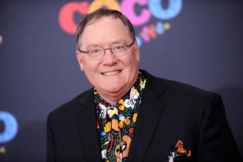 giám đốc sáng tạo Pixar John Lasset