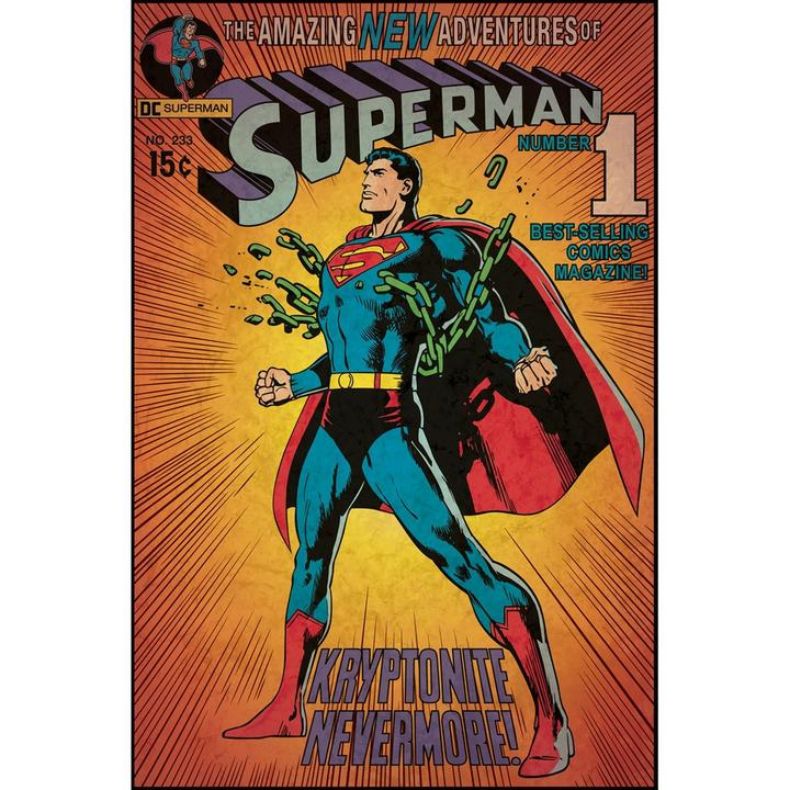 thời hoàng kim của truyện tranh comic book