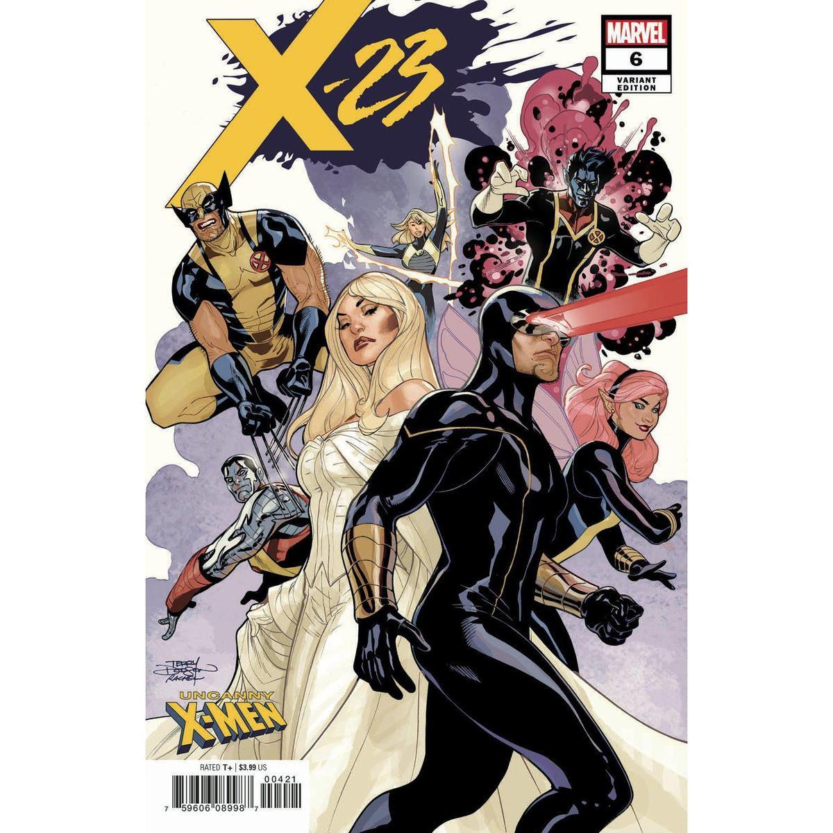 Comic Graphic Novel hay nhất 2018 X-23