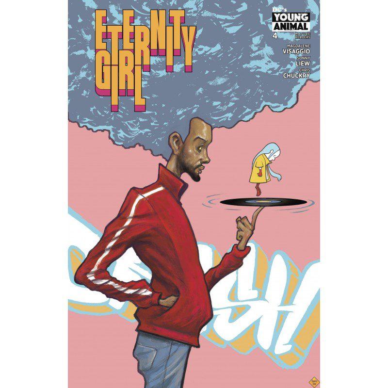 Eternity Girl lọt top truyện tranh graphic novel 2018