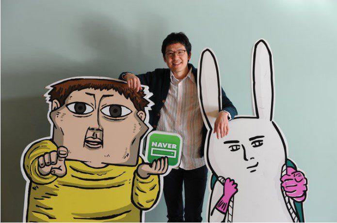 người Hàn Quốc ohát cuồng với webtoon tác giả Junkoo Kim