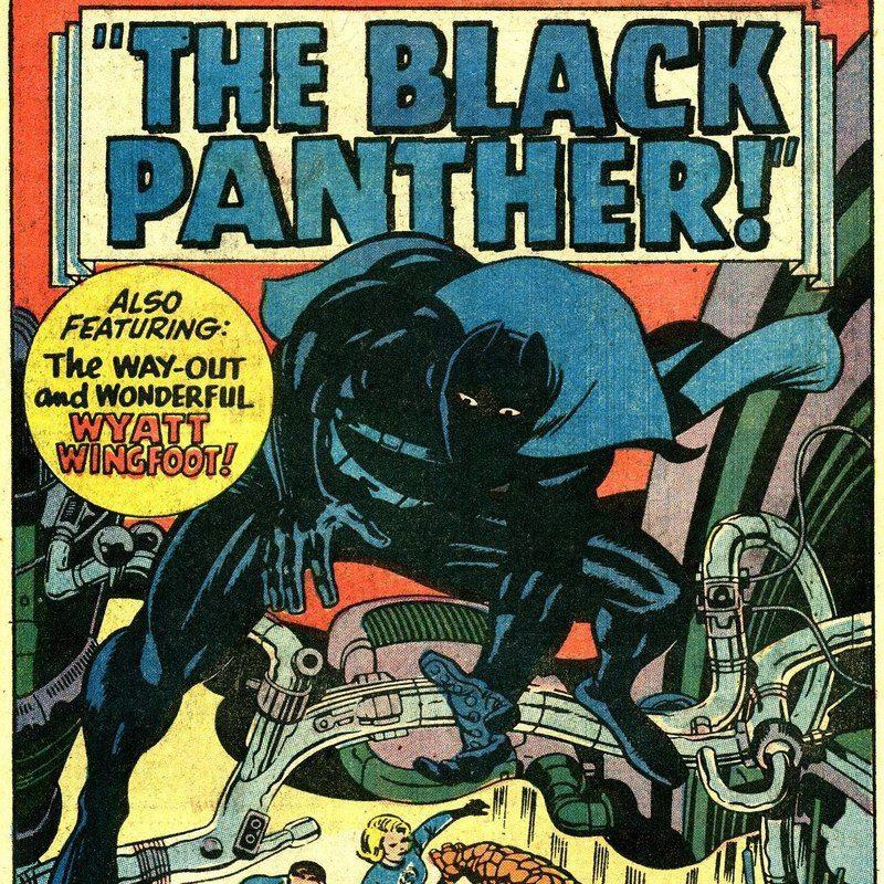 truyện tranh- graphic novel hay nhất 2018 amazing black panther