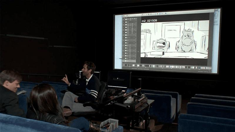Beatboard trong hoạt hình