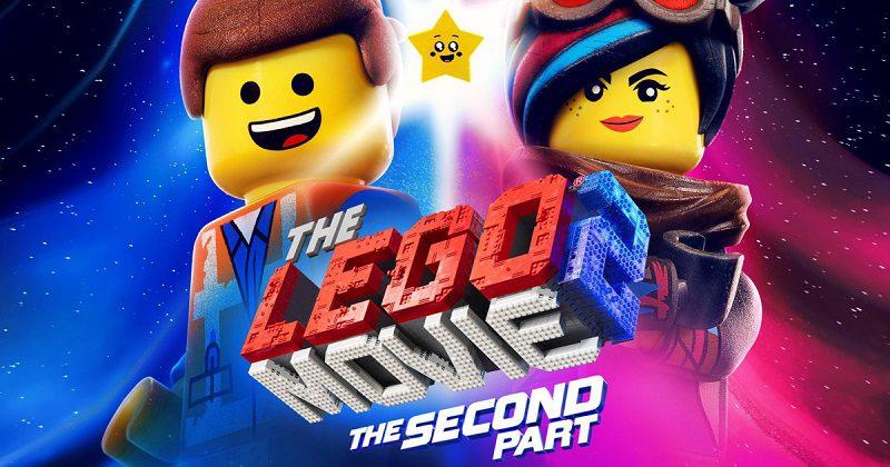 phim hoạt hình Lego 2 ra mắt năm 2019