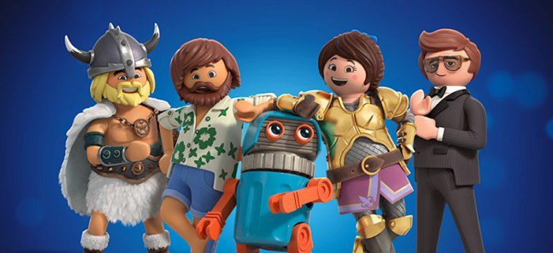 playmobil the movie phim hoạt hình ra mắt 2019