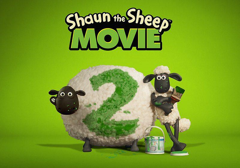 phim hoạt hình Shaun The Sheep phần 2