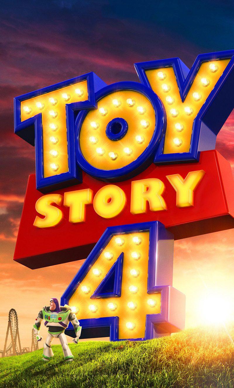 phim hoạt hình toy story 4