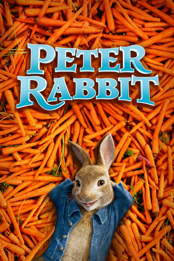 "Poster phim ""Peter Rabbit 2"""