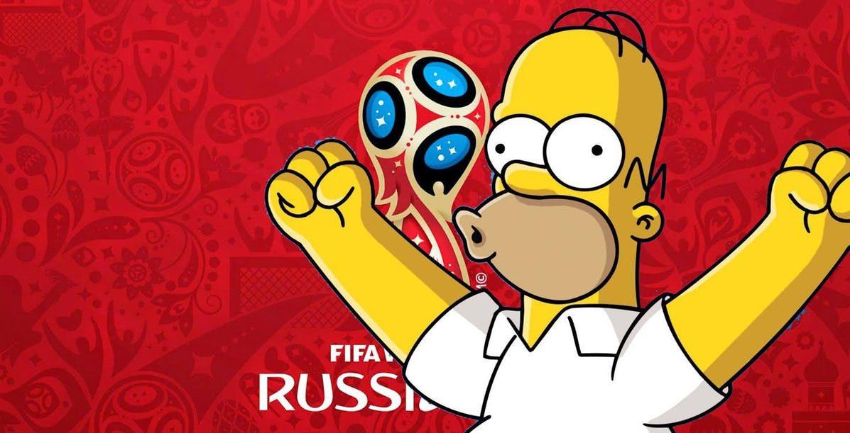 """""""Gia đình Simpson"""" dự đoán chính xác tổ chức bóng đá FIFA đã tham nhũng và sử dụng tiền hối lộ"""