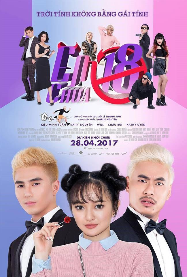 """Phim """"Em chưa 18"""" - cú plot twist của nền điện ảnh Việt Nam"""